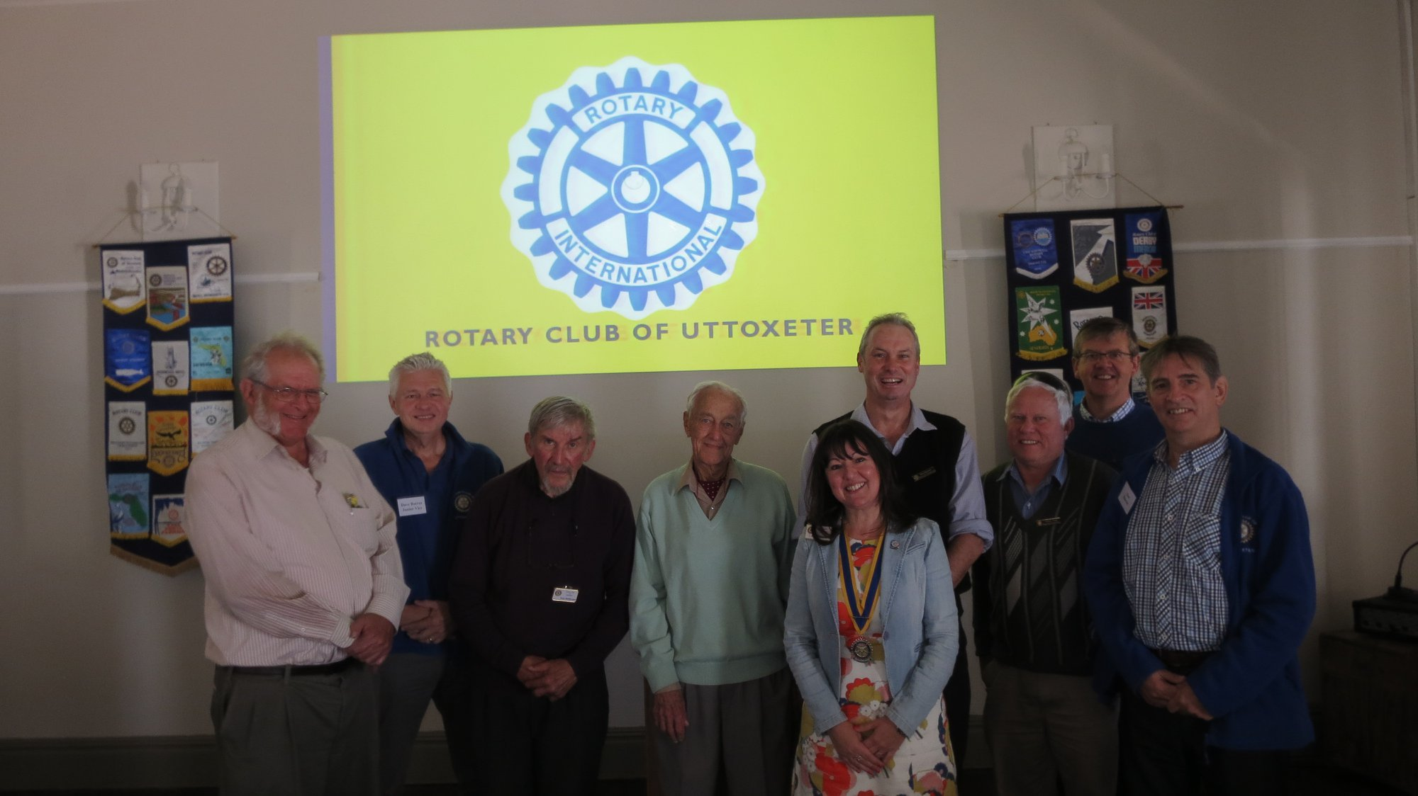 Rotary Club Of Uttoxeter People Of Action